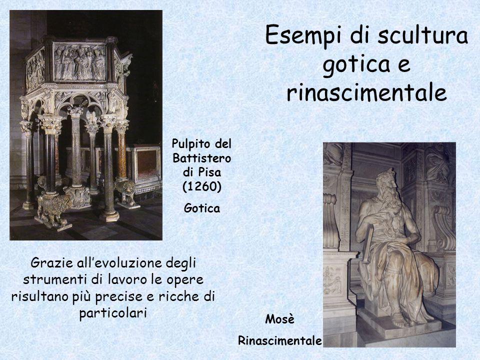 Pulpito del Battistero di Pisa (1260)