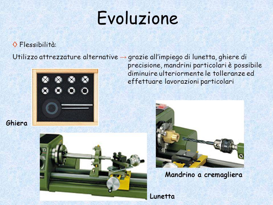 Evoluzione ◊ Flessibilità: