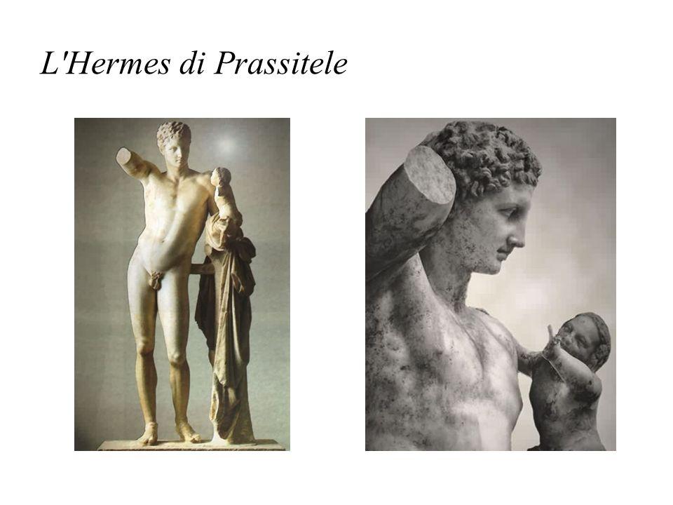 L Hermes di Prassitele