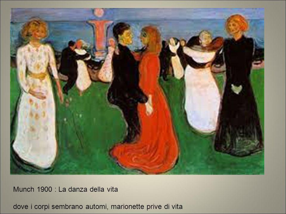 Munch 1900 : La danza della vita