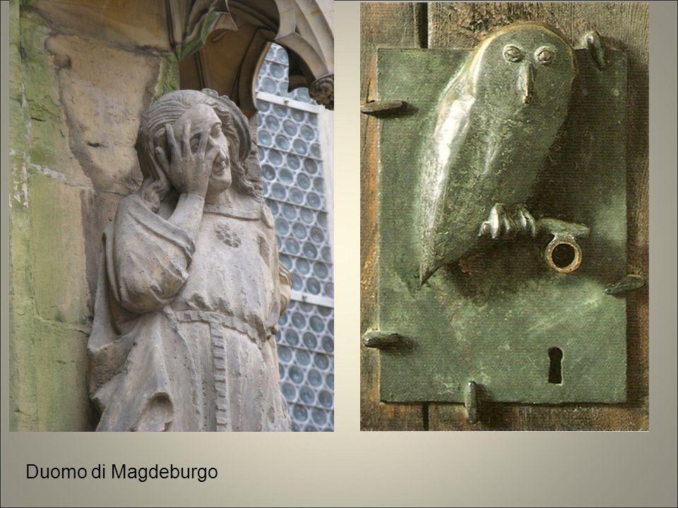 Duomo magdeburgo Duomo di Magdeburgo