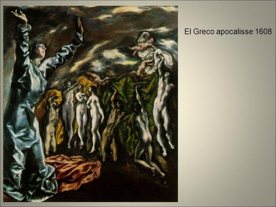 El Greco apocalisse 1608 El greco apocalisse 1608