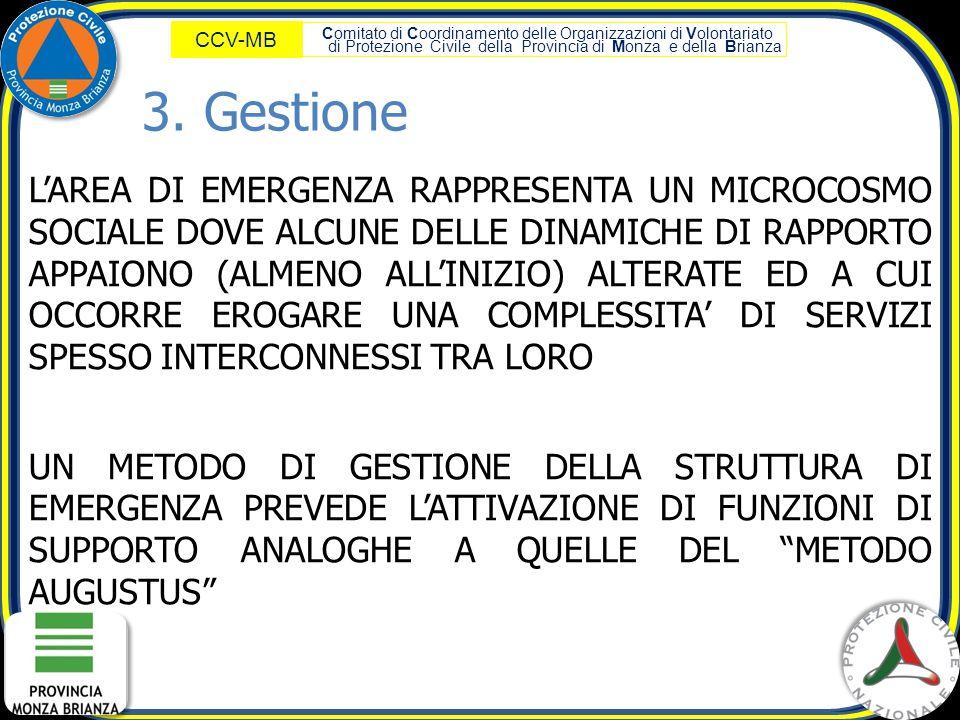 3. Gestione