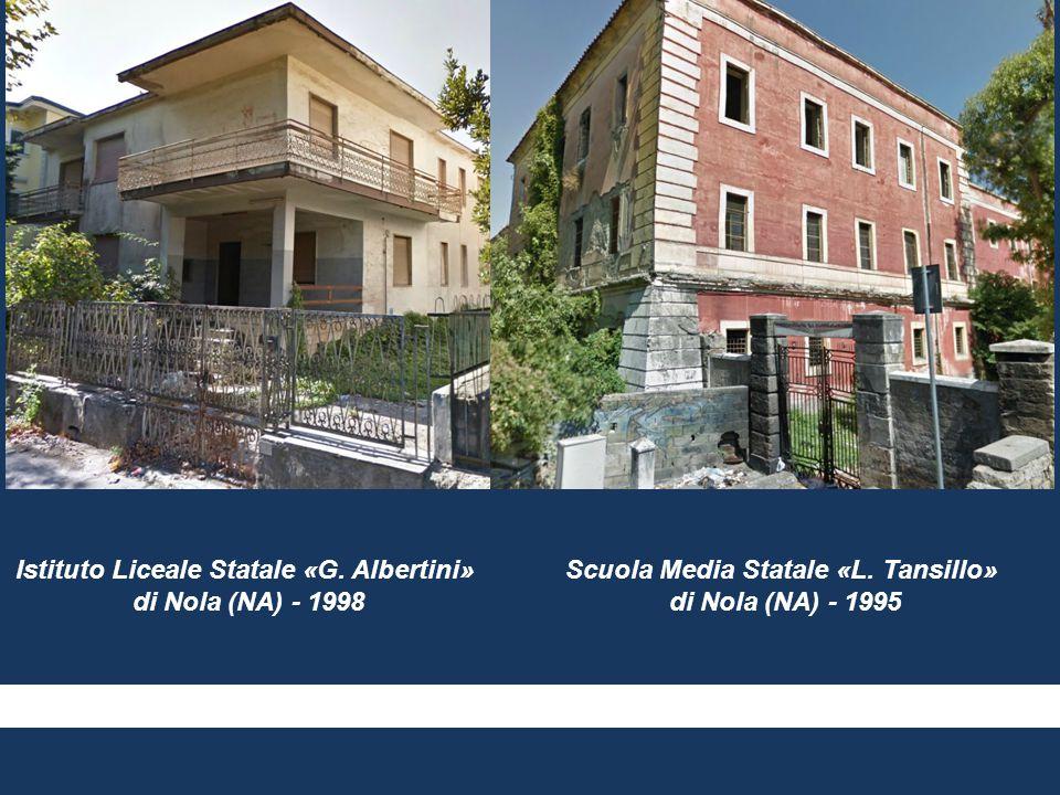 Istituto Liceale Statale «G. Albertini» di Nola (NA) - 1998