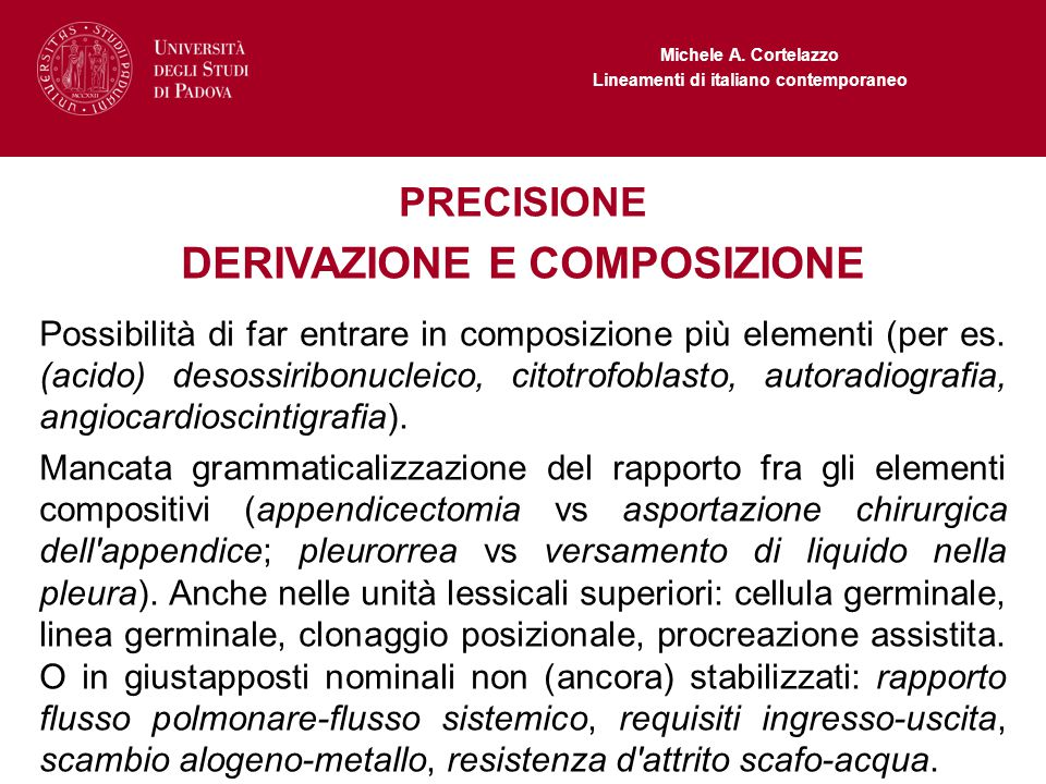 Lineamenti di italiano contemporaneo ppt scaricare for Composizione del parlamento italiano oggi