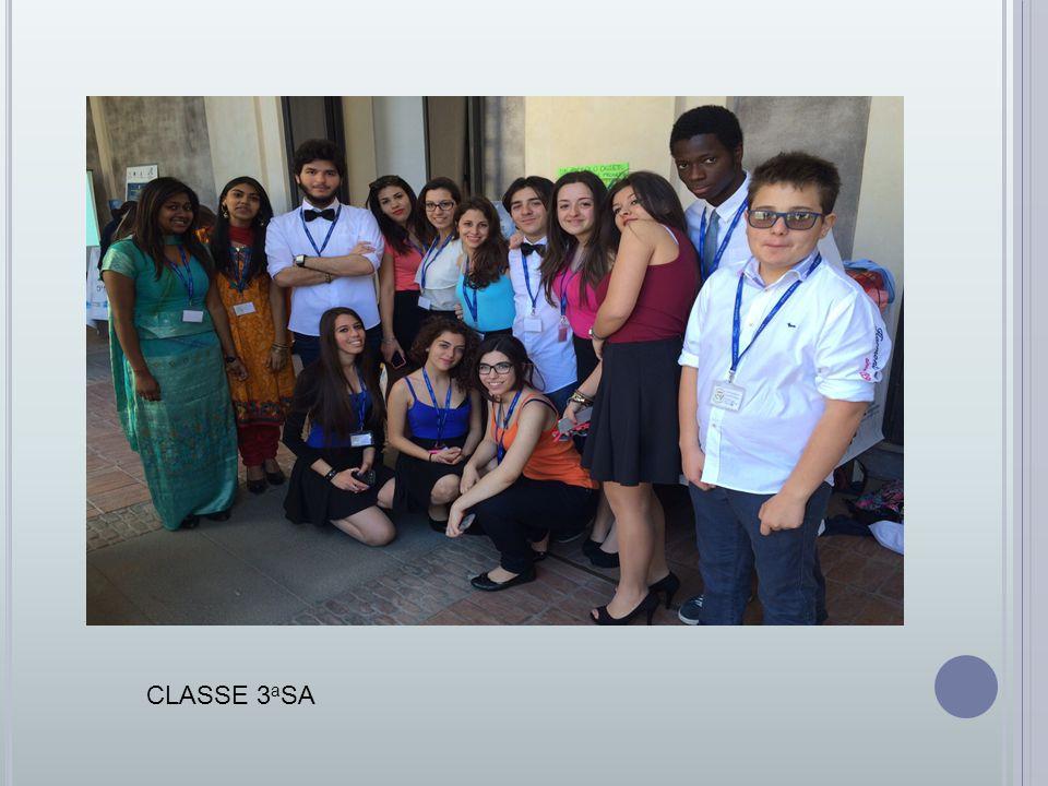 CLASSE 3aSA