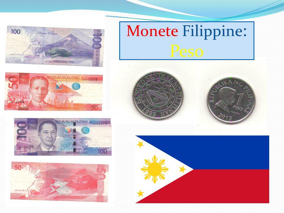 Monete Filippine: Peso