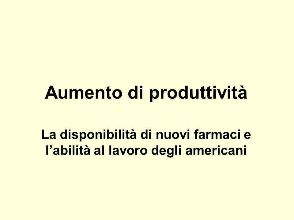 Aumento di produttività