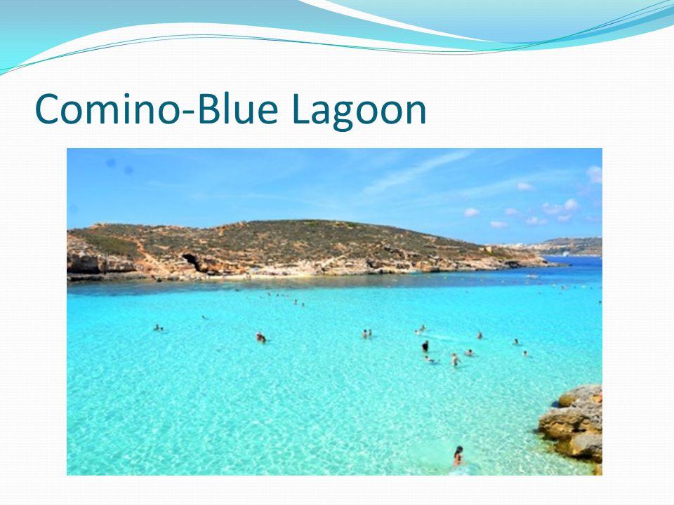 Comino-Blue Lagoon