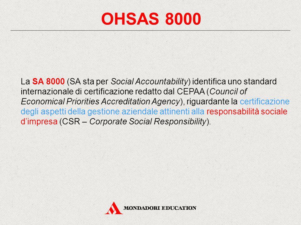 OHSAS 8000