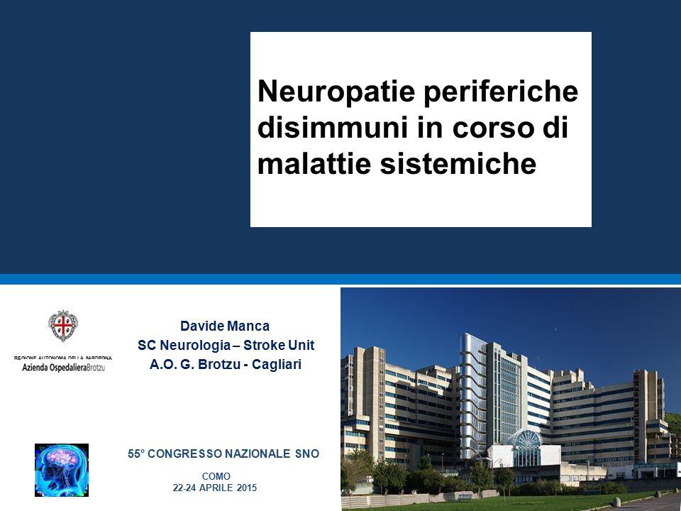 SC Neurologia – Stroke Unit