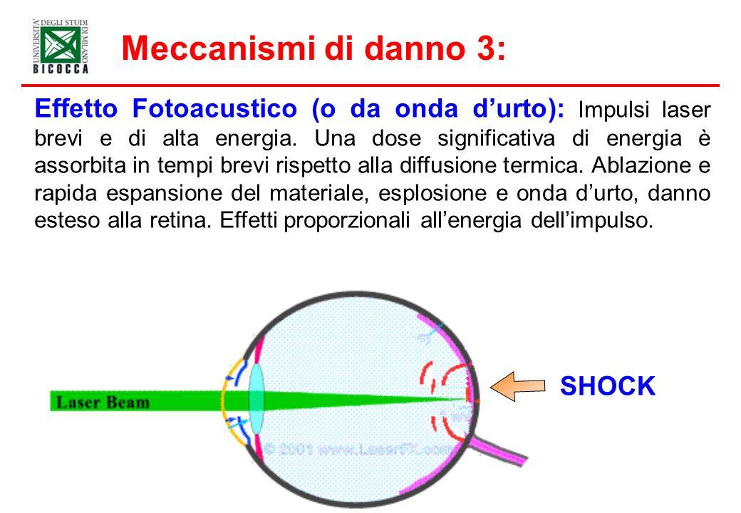 Meccanismi di danno 3: