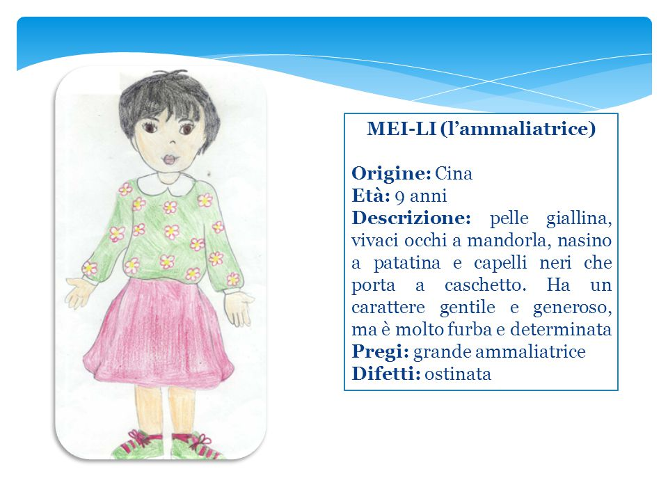 MEI-LI (l'ammaliatrice)