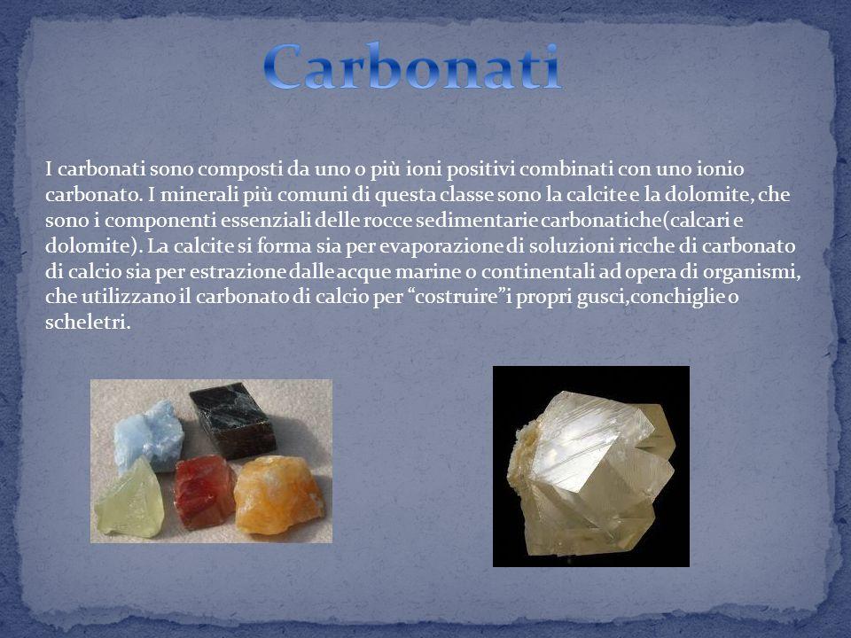 Carbonati
