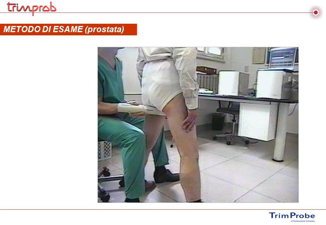 METODO DI ESAME (prostata)