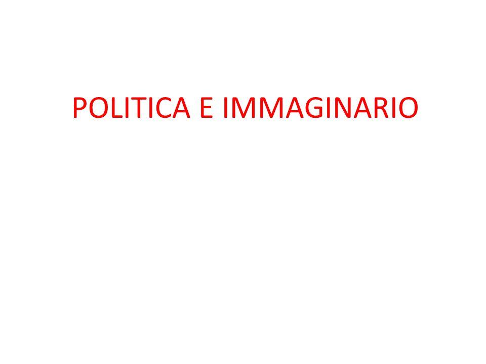 POLITICA E IMMAGINARIO