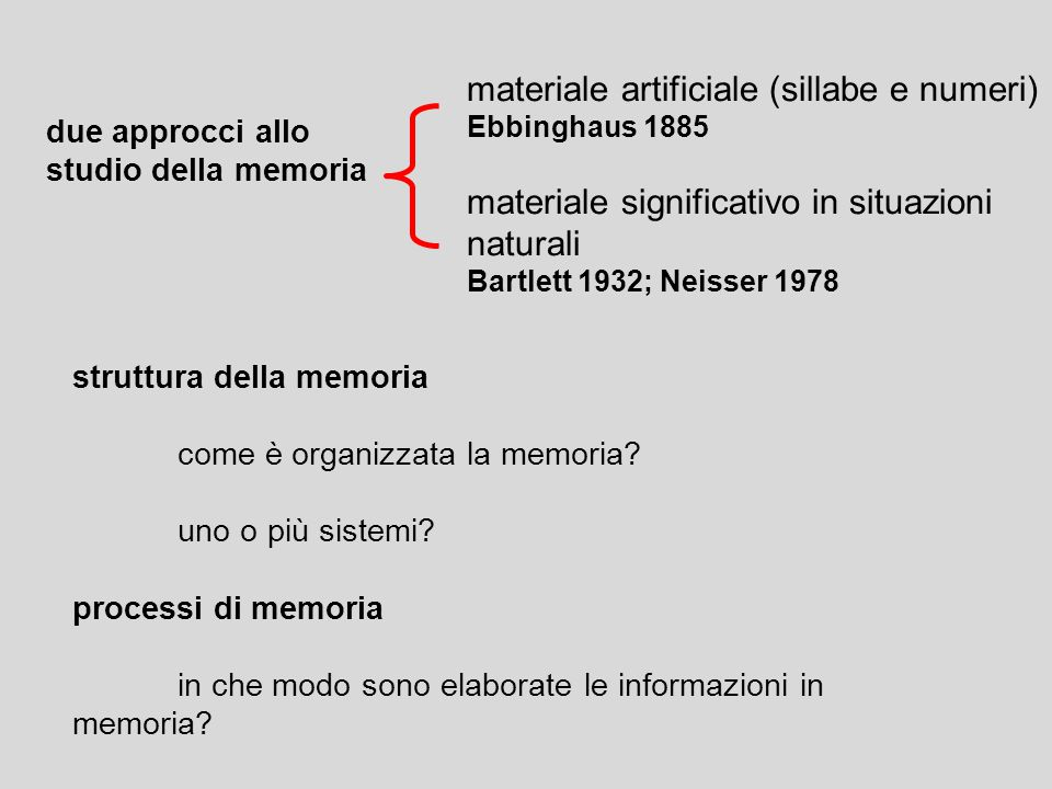 materiale artificiale (sillabe e numeri)