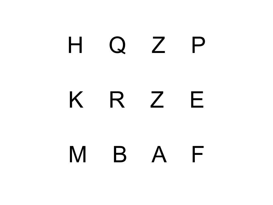 H Q Z P K R Z E M B A F