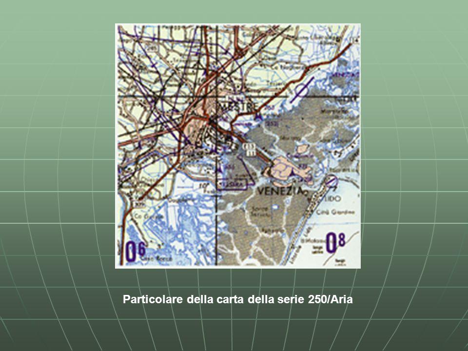 Particolare della carta della serie 250/Aria