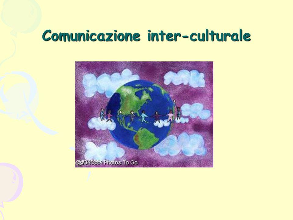 Comunicazione inter-culturale