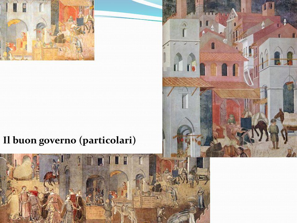 Il buon governo (particolari)