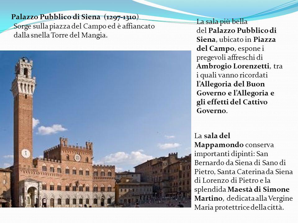 Palazzo Pubblico di Siena (1297-1310)