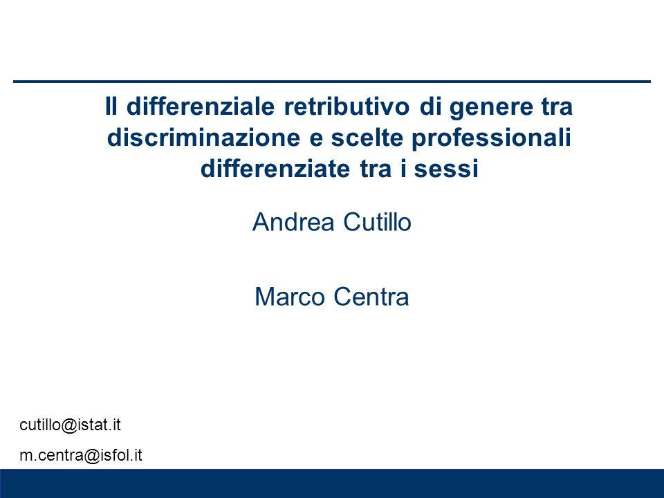 Andrea Cutillo Marco Centra