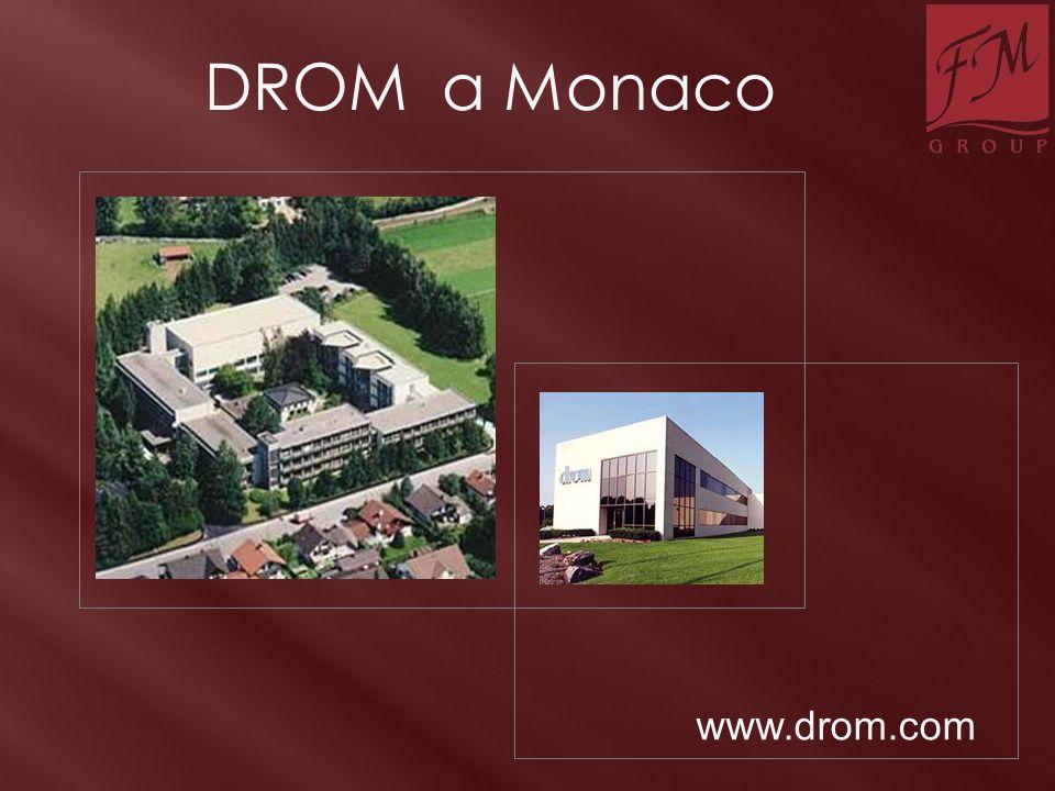 DROM a Monaco drom www.drom.com