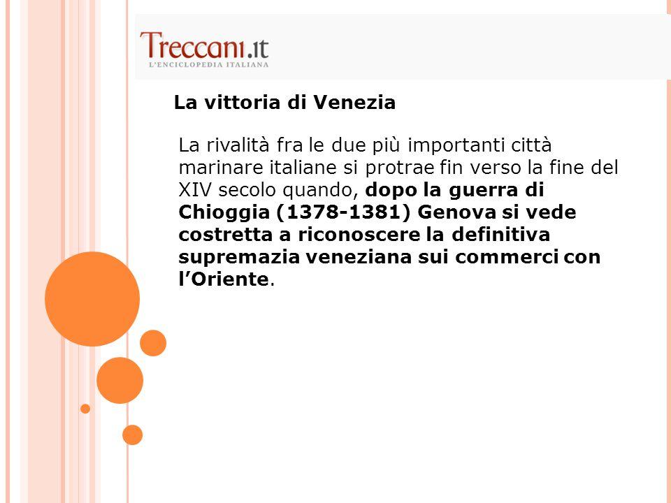 La vittoria di Venezia