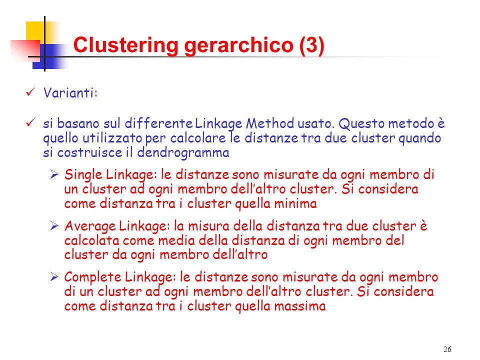 Clustering gerarchico (3)
