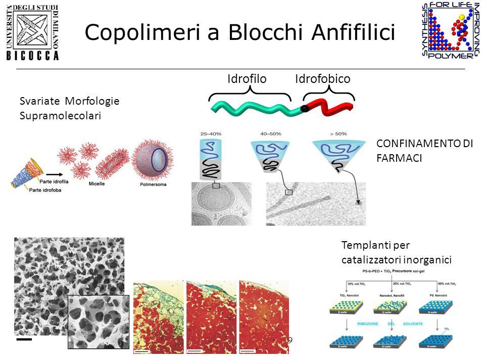Copolimeri a Blocchi Anfifilici