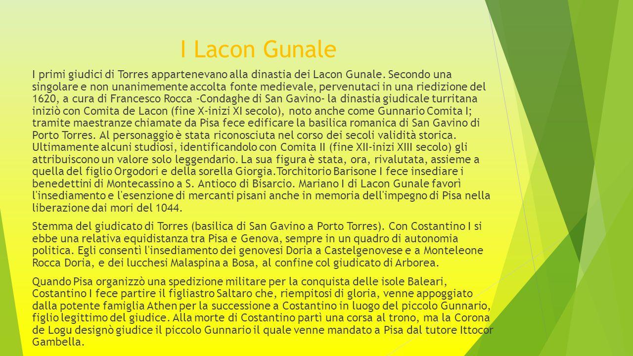 I Lacon Gunale