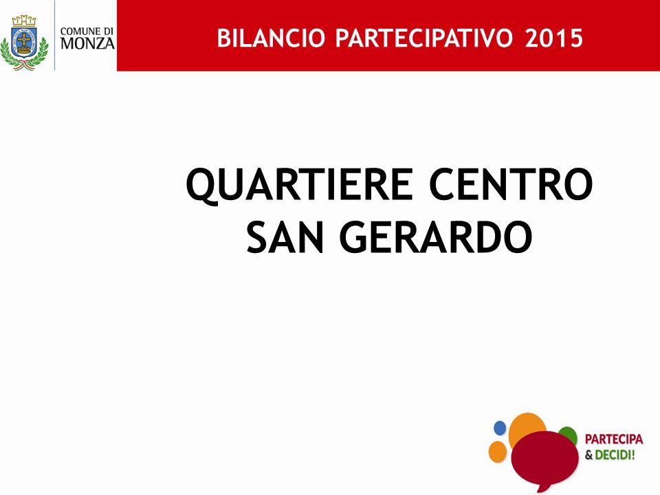 BILANCIO PARTECIPATIVO 2015