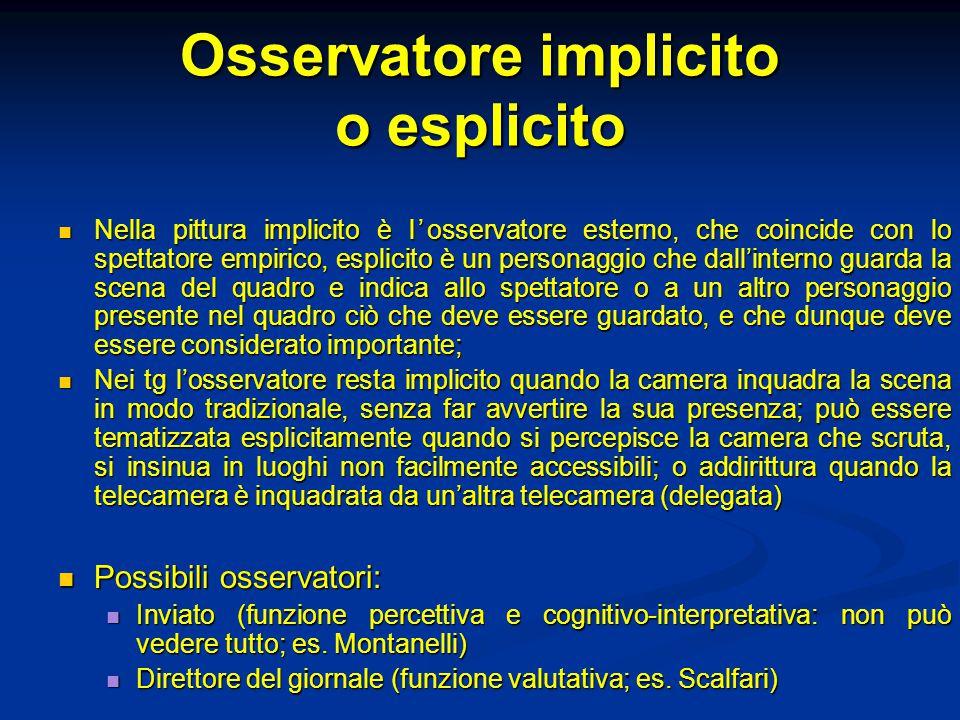 Osservatore implicito o esplicito