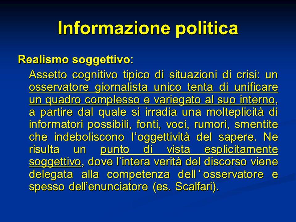 Informazione politica