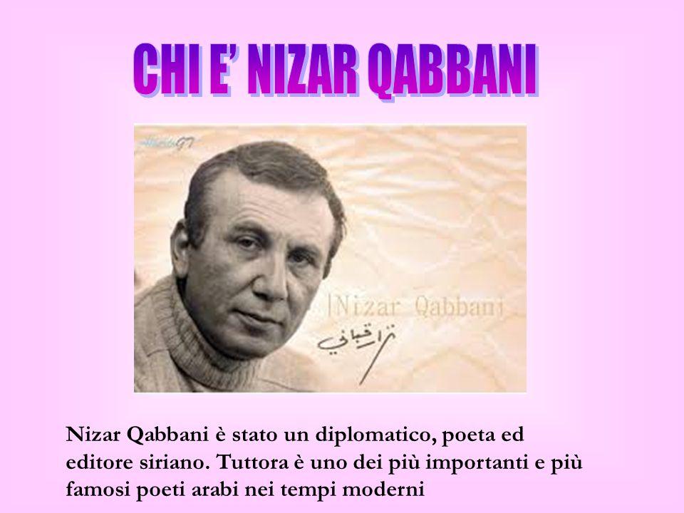 CHI E' NIZAR QABBANI