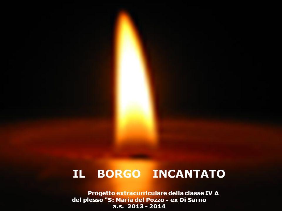 del plesso S: Maria del Pozzo - ex Di Sarno