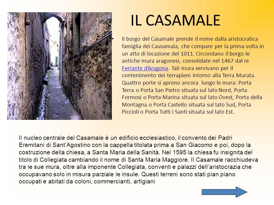 IL CASAMALE