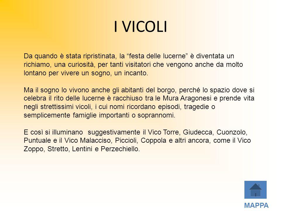 I VICOLI