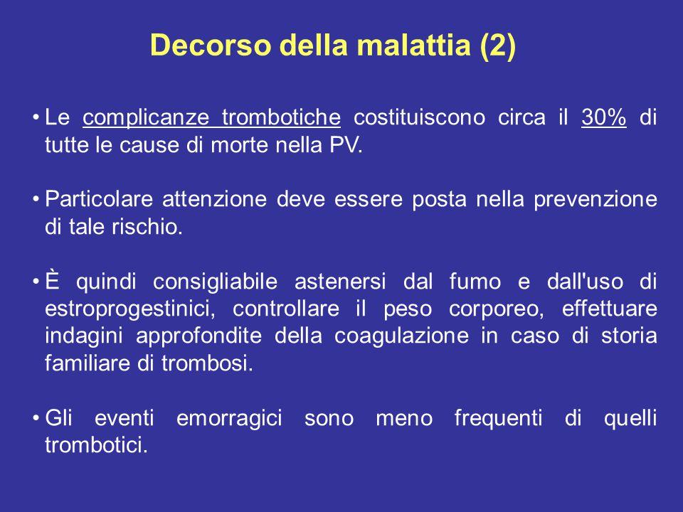 Decorso della malattia (2)