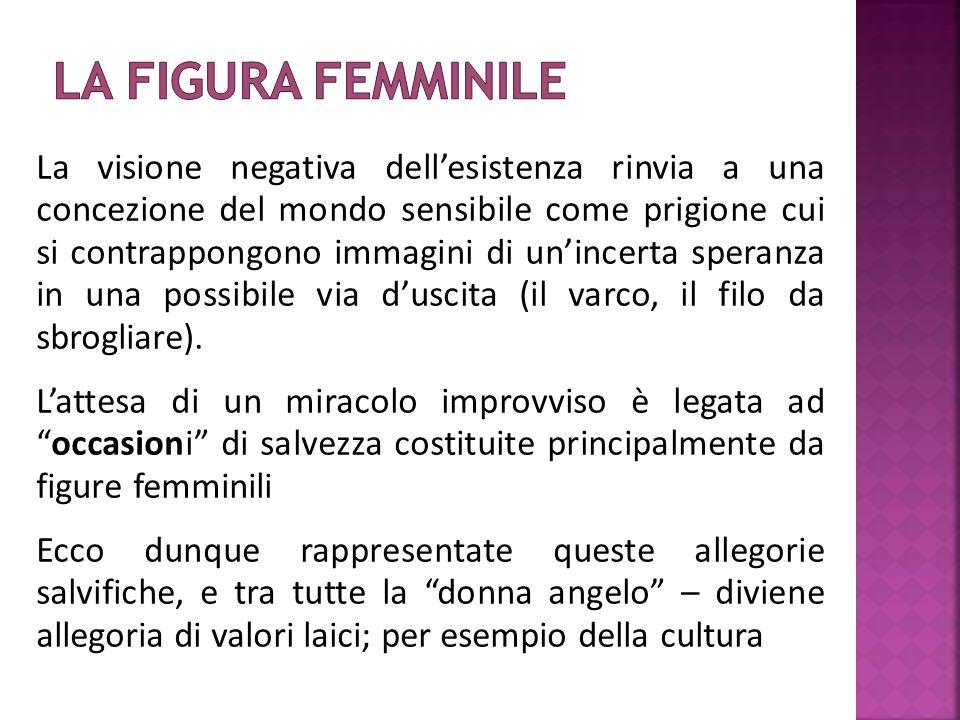 La figura femminile