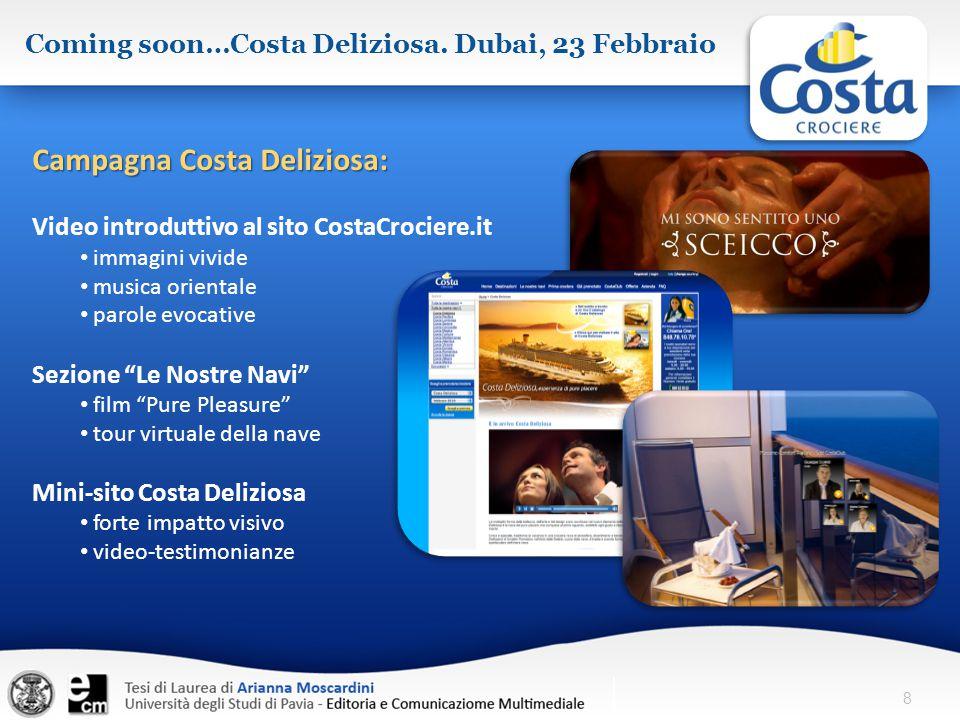 Campagna Costa Deliziosa: