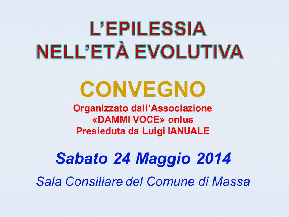 Organizzato dall'Associazione Presieduta da Luigi IANUALE