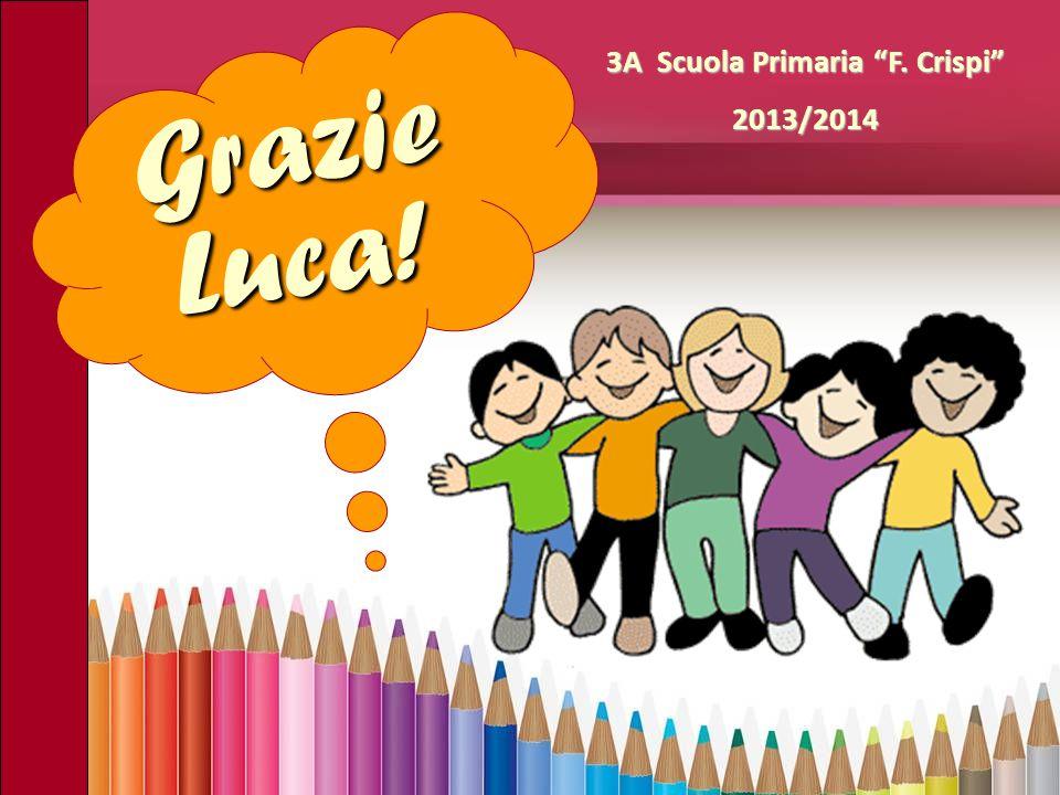 3A Scuola Primaria F. Crispi 2013/2014
