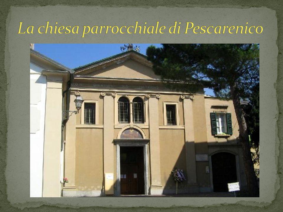 La chiesa parrocchiale di Pescarenico