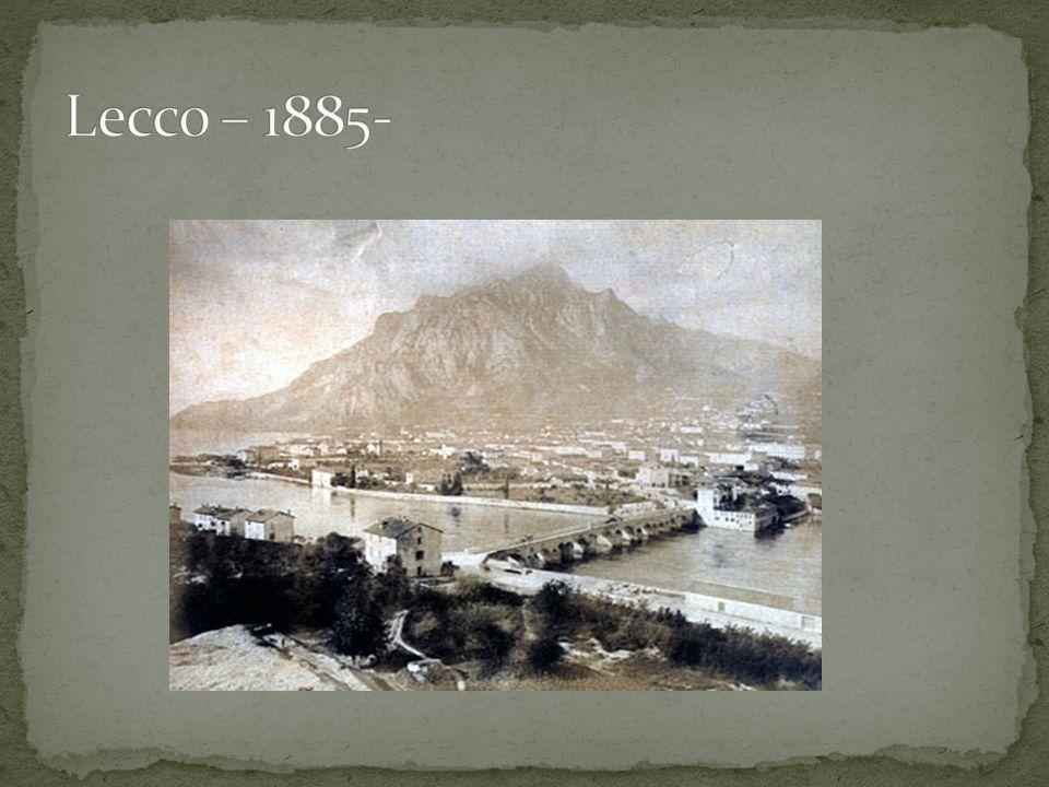 Lecco – 1885-