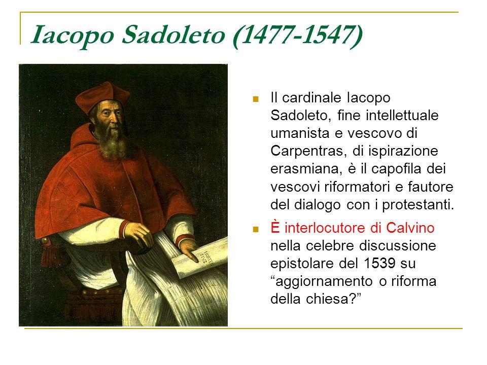 Iacopo Sadoleto (1477-1547)