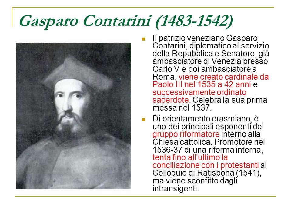 Gasparo Contarini (1483-1542)
