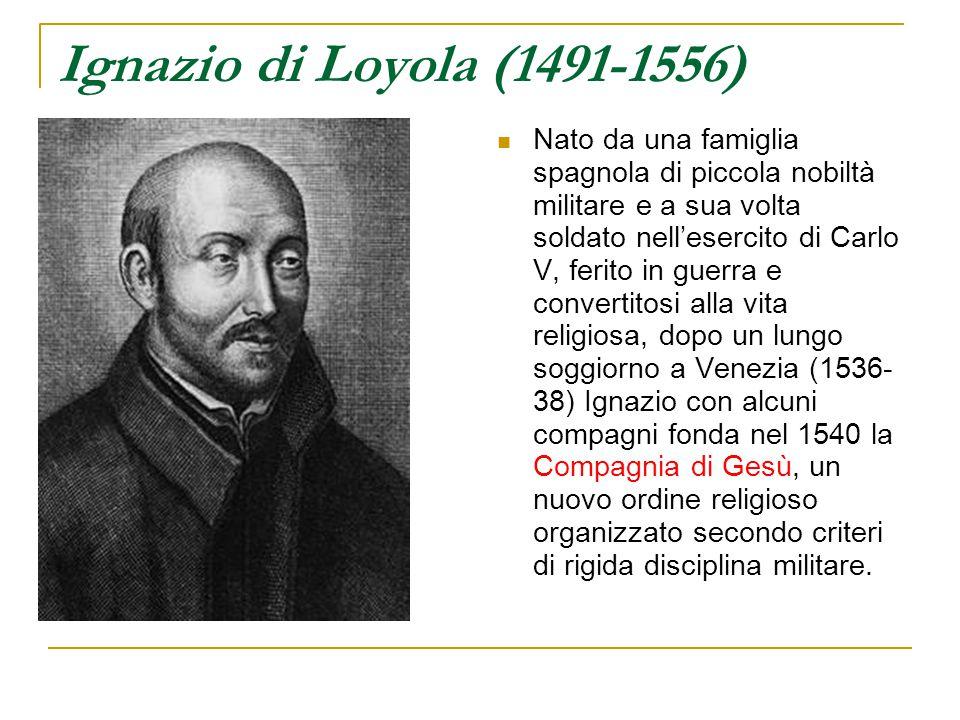 Ignazio di Loyola (1491-1556)