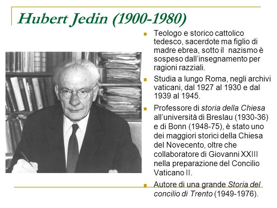 Hubert Jedin (1900-1980)